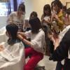 東京の有名サロンafloat💫売れっ子女性スタイリスト由梨さん講習