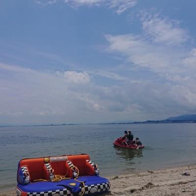琵琶湖行って来ました✨